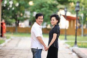 Giao Linh kể cuộc hôn nhân với chồng 3 đời vợ 6 con riêng