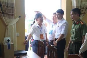 Hưng Yên: Tập dượt kỹ càng cho Kỳ thi THPT quốc gia