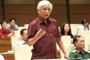 Đại biểu Dương Trung Quốc: 'Sao không quan tâm đến nguyện vọng của cán bộ?'