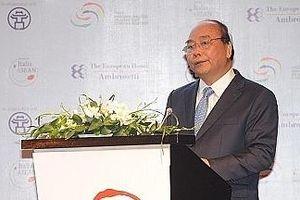 Thủ tướng Nguyễn Xuân Phúc: 'Hãy cùng hợp tác để cùng thành công, cùng phát triển lớn mạnh'