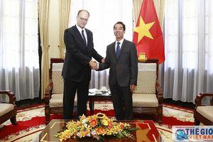Việt Nam - Đức phối hợp xây dựng Kế hoạch hành động chiến lược 2019 - 2021