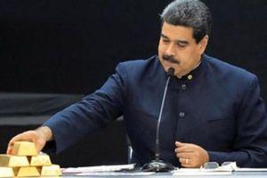 Venezuela bị ngân hàng Đức siết nợ 20 tấn vàng