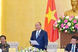 Thủ tướng Nguyễn Xuân Phúc gặp mặt Nhóm đại biểu Quốc hội trẻ