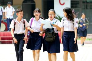 Dự kiến trưa nay công bố đáp án các môn thi tuyển sinh lớp 10 TP.HCM
