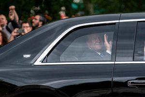 Thuê limousine từ công ty tang lễ cho Tổng thống Trump, Nhà Trắng trả gần 1 triệu USD