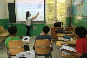 Tỷ lệ chọi vào lớp 6 Trường THPT chuyên Trần Đại Nghĩa là 1/7,8