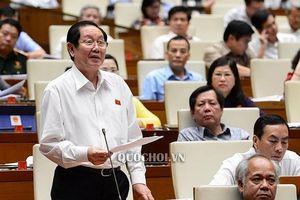 Bộ trưởng Lê Vĩnh Tân: 'Chưa phát hiện cán bộ công chức góp tiền xây chùa trục lợi'