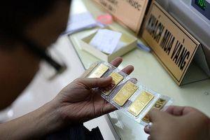 Giá vàng miếng trong nước chạm ngưỡng 37 triệu đồng