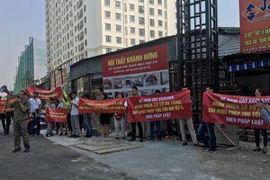 Hà Nội: Chủ dự án EcoLake View 'chống lệnh' phường, không đối thoại với dân?