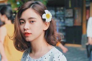 Dàn nữ sinh ĐH Thăng Long toàn mẫu ảnh, hot girl nổi tiếng