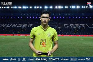Ngỡ ngàng với cầu thủ xuất sắc nhất trận Thái Lan - Việt Nam