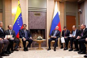 Ông Putin cảnh báo thảm họa nếu Mỹ can thiệp quân sự Venezuela