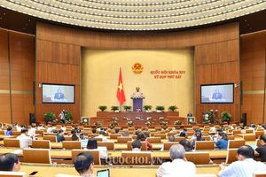 Hôm nay (6/6): Quốc hội thảo luận về Dự án Luật Chứng khoán (sửa đổi)