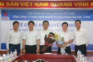DMC công bố các quyết định bổ nhiệm Phó Tổng giám đốc