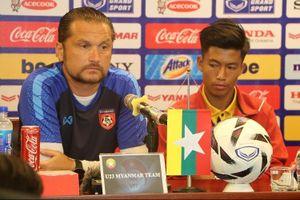 HLV U23 Myanmar đưa ĐT Việt Nam lên mây