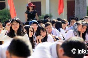 Nghệ An: Gần 36.000 thí sinh bước vào kỳ thi tuyển sinh vào lớp 10