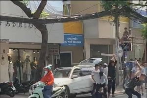 Hé lộ nguyên nhân vụ hỗn chiến kinh hoàng trên đường phố khiến 2 người bị thương
