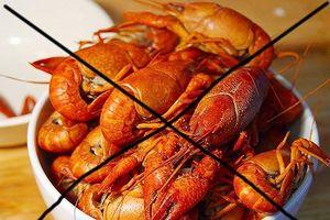 Đà Nẵng: Rà soát, xử lý nghiêm các nhà hàng có kinh doanh tôm càng đỏ
