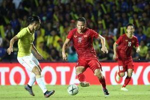 Hạ Thái Lan, tuyển Việt Nam thẳng tiến trên bảng xếp hạng FIFA