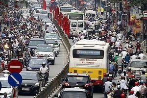 Sẽ xử lý 5 điểm đen ùn tắc giao thông của Hà Nội