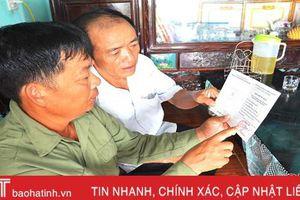 Nghe 6X ở Hà Tĩnh chia sẻ chuyện đi học... cảm tình Đảng