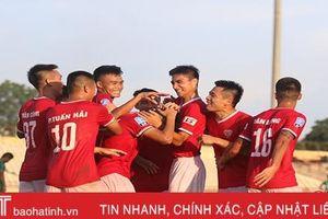 Lộ diện đối thủ 'đáng gờm' nhất của Hồng Lĩnh Hà Tĩnh trong cuộc đua vô địch V.League 2