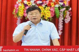 Góp ý dự thảo nghị quyết về giảm nghèo trình HĐND tỉnh Hà Tĩnh