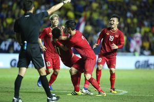 Đánh bại tuyển Thái Lan, đội tuyển Việt Nam được thưởng nóng