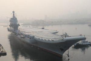 Tàu sân bay 'made in China' đau đầu giải quyết bài toán nhiên liệu