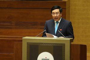 Phó Thủ tướng Phạm Bình Minh: Cuộc chiến thương mại Mỹ - Trung tạo cơ hội để ta lựa chọn nhà đầu tư