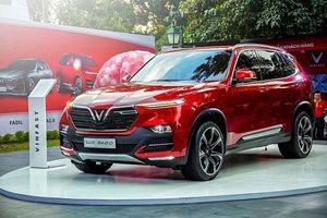 Năng lực cạnh tranh của ngành ô tô Việt Nam còn rất yếu
