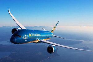Sân bay Vân Đồn lần đầu đón chuyến bay quốc tế của hàng không Việt Nam