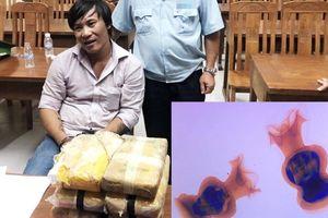 Bắt đối tượng vận chuyển 40.000 viên ma túy tổng hợp từ Lào về Việt Nam
