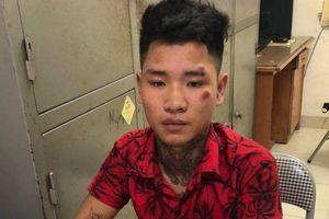 Hà Nội: Thanh niên xăm trổ tông gục Trung úy CSGT trên QL32 bị khởi tố