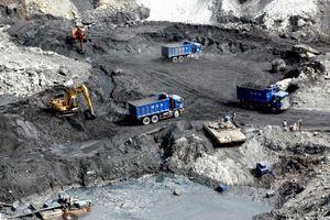 Tâm Thành chuyên trúng các gói thầu ngành than