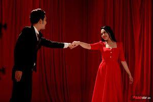 Lần đầu diễn xuất trong MV 'Ai thương yêu em', Như Ý áp lực vì cái bóng của HLV Ngọc Sơn