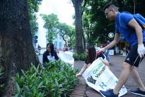 Hà Nội hướng tới hình ảnh Thủ đô không rác thải nhựa