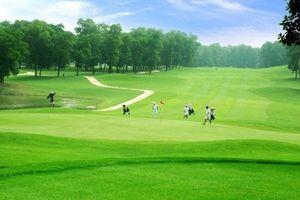 Hòa Bình muốn làm khu Nghỉ dưỡng PARADISO lấy sân Golf 27 lỗ làm trung tâm