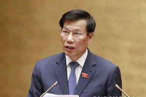 Bộ trưởng Nguyễn Ngọc Thiện: 'Chưa có thông tin việc quan chức góp tiền xây chùa'