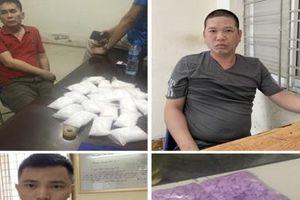 Triệt phá 2 đường dây vận chuyển ma túy liên tỉnh ở Hải Phòng