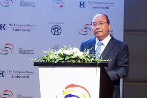 Thủ tướng: Khi nhìn về hướng Đông, hãy chọn Việt Nam
