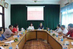 Lãnh đạo Trung ương Hội Chữ thập đỏ Việt Nam thăm và làm việc tại Quảng Trị