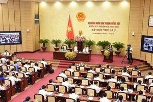 HĐND TP Hà Nội xem xét điều chỉnh địa giới hành chính các quận Cầu Giấy, Bắc Từ Liêm, Nam Từ Liêm