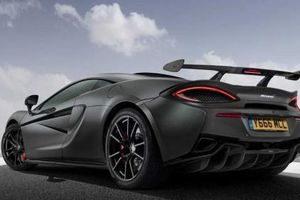 McLaren MSO giới thiệu gói nâng cấp lực ép cho 570S Coupe và 570S Spider