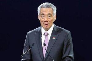 Việt Nam gửi Công hàm về phát biểu của Thủ tướng Lý Hiển Long
