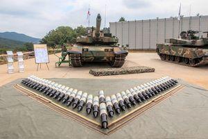 K2 'Báo đen' - siêu tăng chủ lực của Hàn Quốc