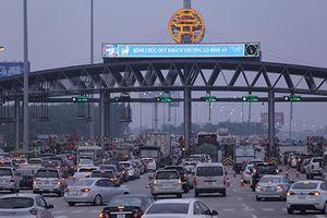 Tổng cục Đường bộ bất ngờ yêu cầu BOT Pháp Vân dừng thu phí