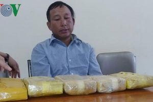Sơn La: Bắt đối tượng vận chuyển 30.000 viên ma túy tổng hợp