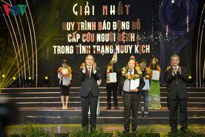 TPHCM lần đầu tiên tổ chức Lễ trao Giải thưởng sáng tạo