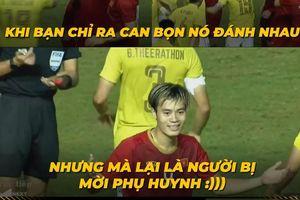Biếm họa 24h: Văn Toàn - cầu thủ 'đen' nhất trận Việt Nam vs Thái Lan